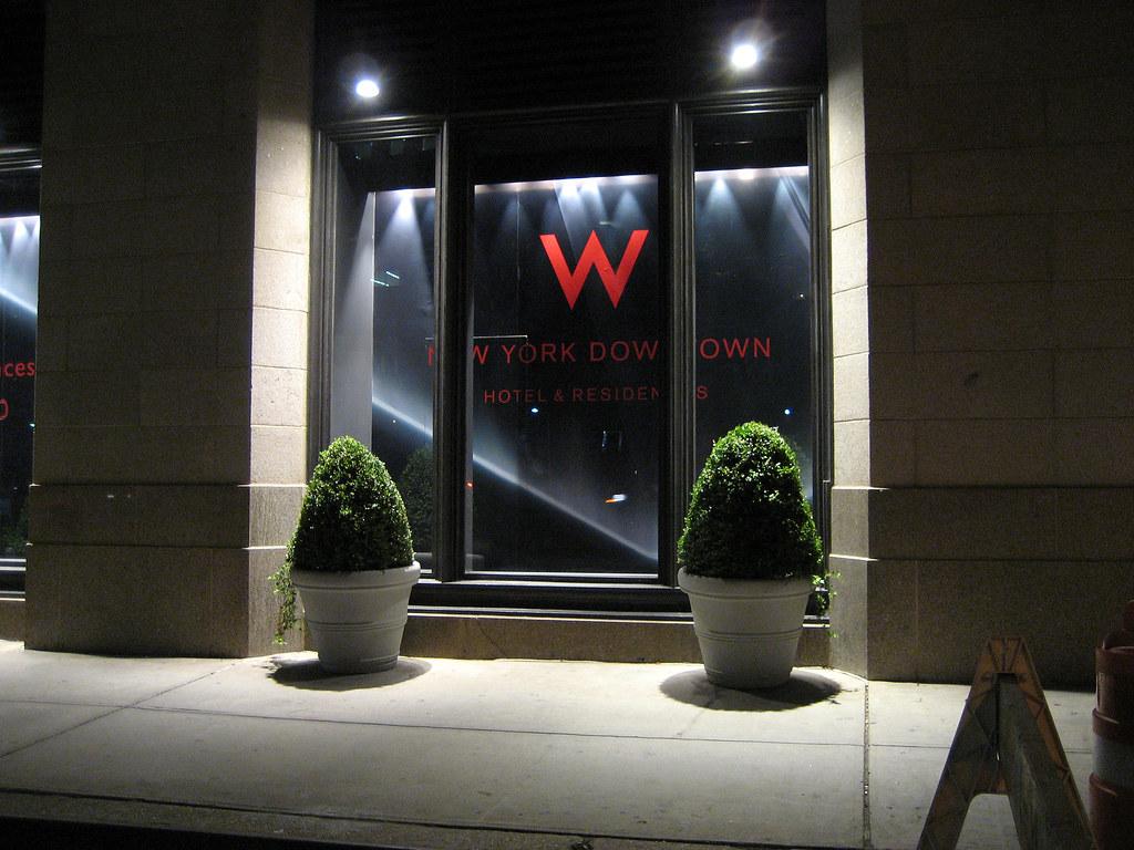 W sales office