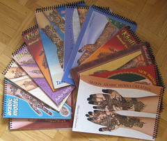 Henna Design Books 13 titles