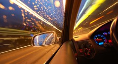07:00AM (Toni_V) Tags: auto longexposure motion blur car rain vw speed reflections d50 golf volkswagen driving zurich perspective zürich gti 18t 2007 whiledriving sigma1020mm themoulinrouge outstandingshots toniv thegoldenmermaid thegardenofzen theroadtoheaven thegoldendreams ©toniv lpmotion
