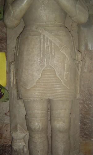 1500 - 'knight, probably Sir Thomas Corn(e)wall (