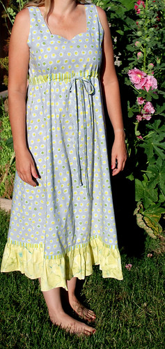 Sew Serendipity Claire Dress