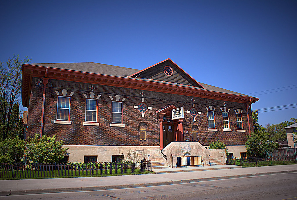 Winnipeg Public Library (St John's Branch)