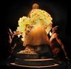 ✪ Fire eaters vs Statue ✪ EXPLORED (Wouavier) Tags: friends party portrait people paris hot reflection art primavera festival japan architecture night fire tokyo noche spring aperture nikon framed may mai palais mayo bp serra nuit printemps chaud feu spitting 2010 eater fireeater feux blimey parisienne chaleur 2470mm balades cracheurdefeu palaistokyo grounf spittingfire d700 nikon2470 baladesparisiennes