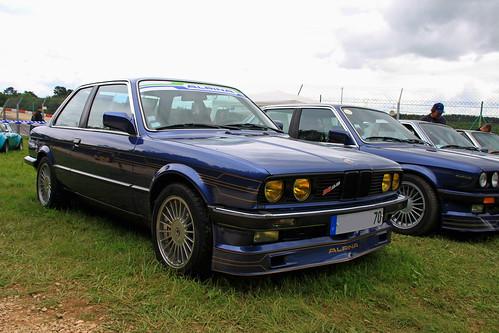 Alpina B6 E30. Alpina B6 2.8 E30