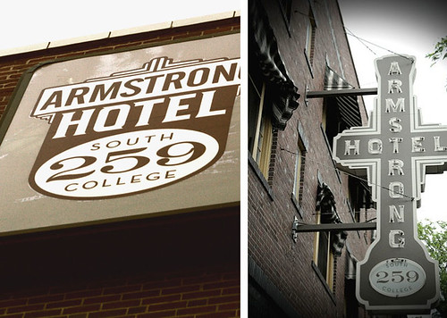 armstrong hotel copy