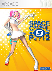 Space Channel 5 Part 2 Pack Front