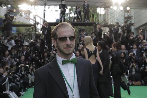Israeli director Leon Prudovksy