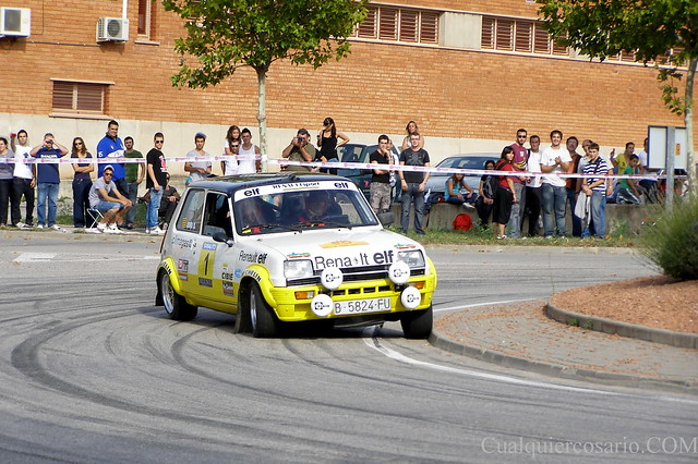 Rally 2000 Viratges (2010) Renault 5 Copa Turbo