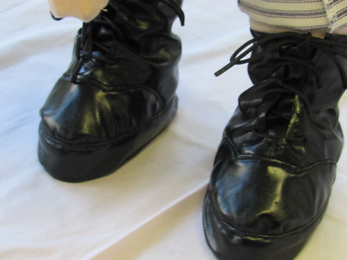 puppet boots!