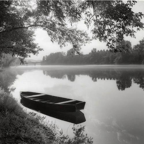 Sally Gall, Loire, 1986