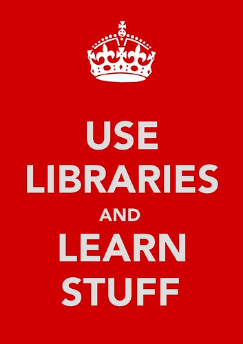 (Higher quality) Use Libraries and Learn Stuff