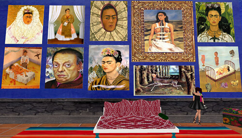 Museu Casa Azul de Frida Kahlo