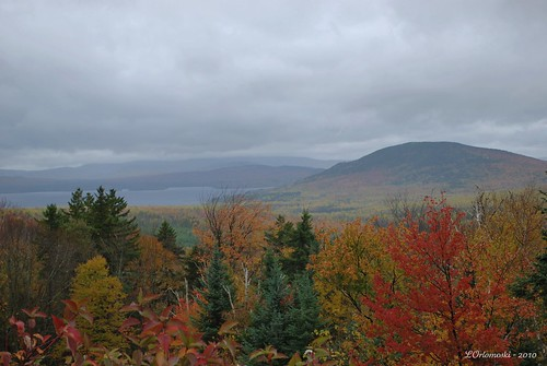Rangeley Lake Region of Maine