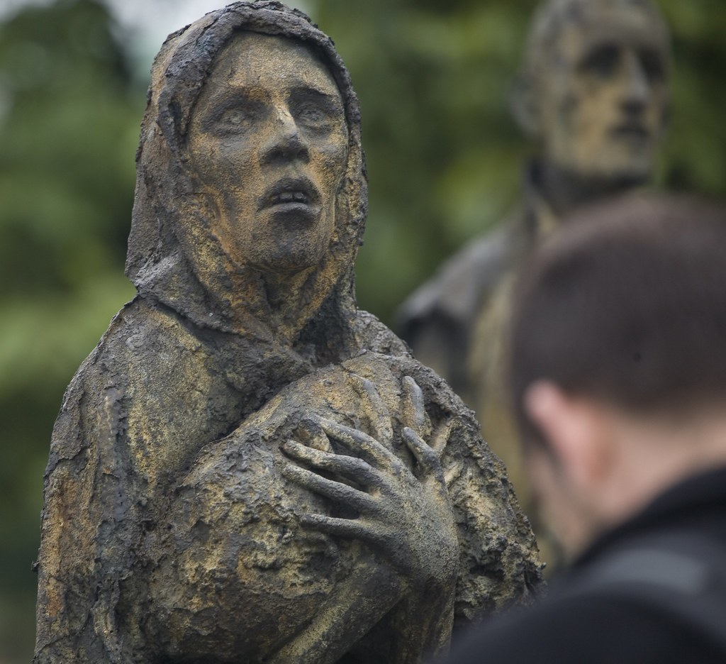 the causes and impact of the infamous starvation in ireland 1845 1852 What was a lasting impact of the irish emigration between 1845 and 1852 the causes of t he irish potato famine and the english laws that.