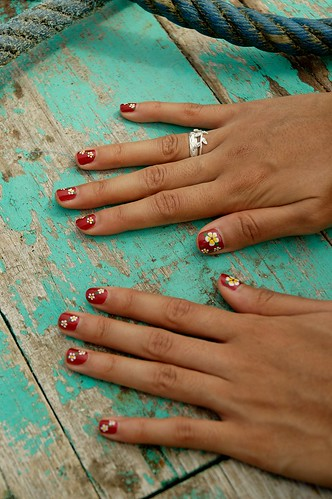 Nails Art in Bali
