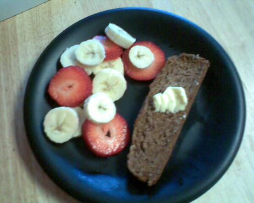 138 Calories Breakfast