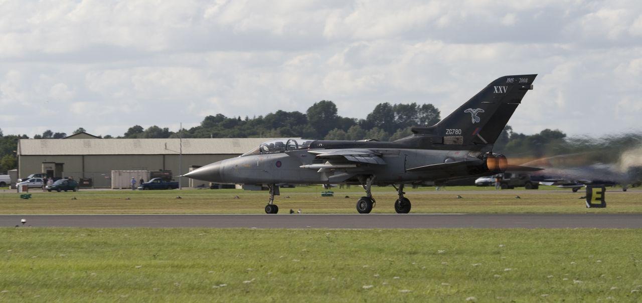 Tornado F3 - 25 Sqn RAF