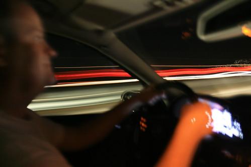 Wir fahr'n fahr'n fahr'n auf der Autobahn
