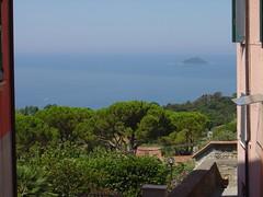 Monte Marcello:Isole di Tino e Tinetto (theta72) Tags: sea italy mediterranean mediterraneo italia mare liguria isle lerici isole montemarcello