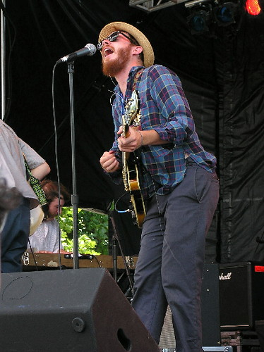 2008 Best Beard Band