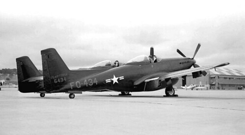Warbird picture - F-82