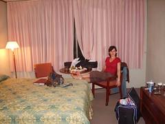 in our last hotel room (lidochka01) Tags: intheair lastnightintheportlandairporthotel