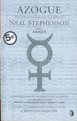 Neal Stephenson, Azogue