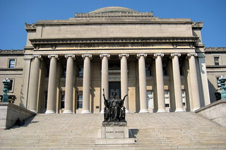 NYC - Columbia University: Low Memorial Library