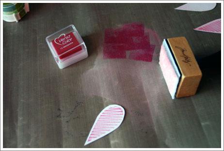 step 4: fade ink petals