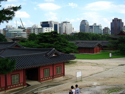 Rear Garden, Changgyeonggung Palace