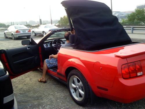 Nick's Mustang '07