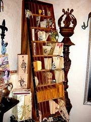 Storage Decor~side view...best viewed in Large size