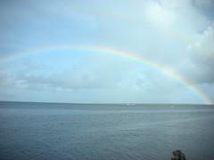 Bonaire rainbow