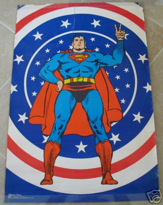 superman _peaceposter