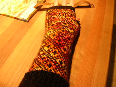 Endpaper Mitts