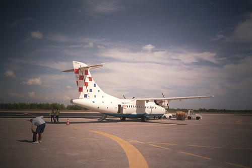 Croatia Airlines ATR-42