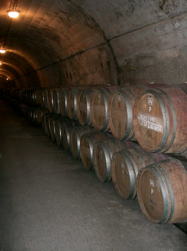 Barrels of wine por robski57.