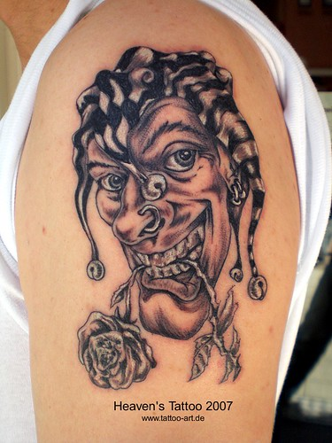 Kasper Tattoo, Joker