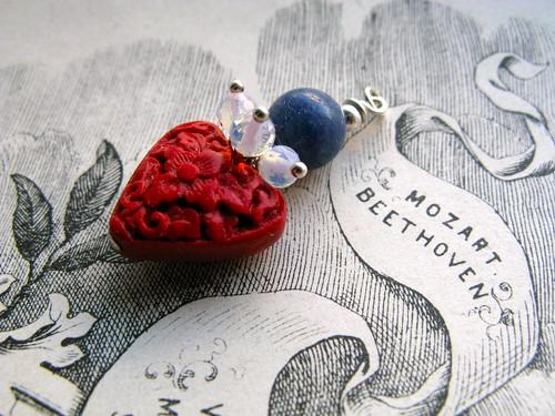 Tricolore pendant