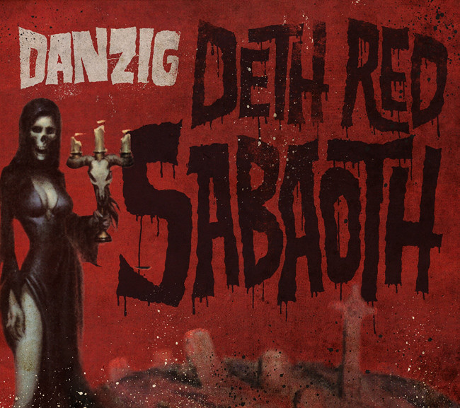 Danzig Deth Red Sabaoth redesign