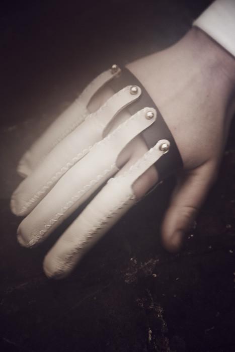 Gabriella Marina Gonzales 4 finger glove