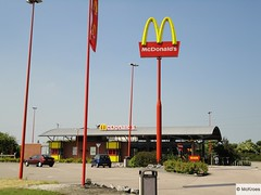 McDonald's Enkhuizen De Dolfijn 2A (The Netherlands)