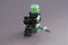 Minigun (Ironsniper) Tags: ba bf minigun brickarms brickforge