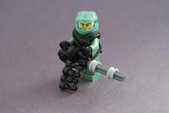 Minigun (Ironsniper) Tags: ba bf minigun brickarms brickforge