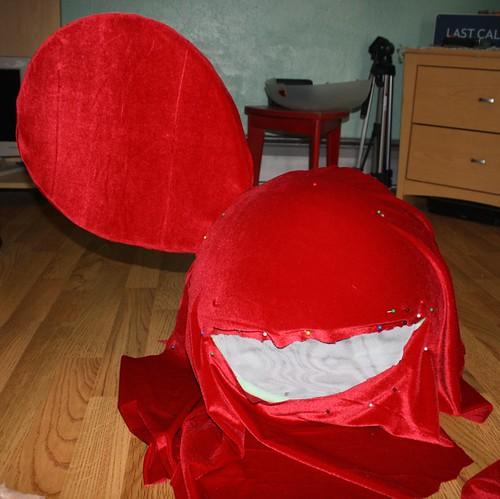 deadmau5 red suit - photo #24