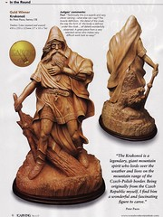 The 2010 Woodcarving mag's Competition winner (ppaces) Tags: uk england london surrey finepix fujifilm goldmedal croydon woodcarving e510 krakonos ezba sout peterpaces woodcarvingmagazine prvncena