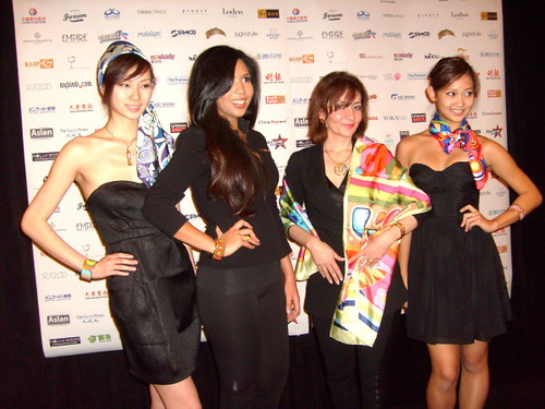 Vancouver Fashion Week Spring/Summer Collection 2011 Opening Gala on Nov. 02, 2010