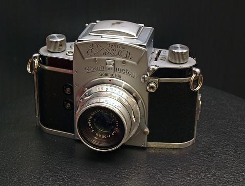 The Camera Collection: Ihagee Exa