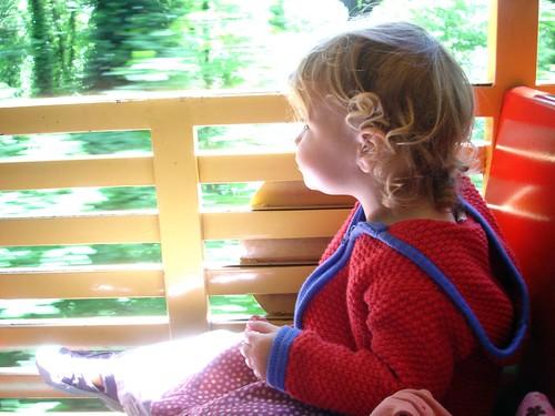6/8/07 Zoo Train