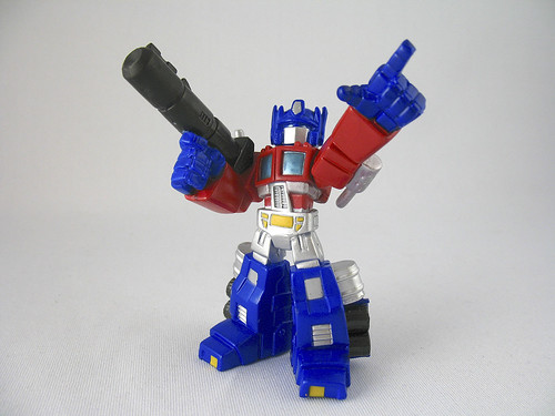TF Robot Heroes Optimus Prime (Wal-Mart Online Exclusive)